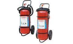 TenNeed Trolley - Model TN01-G-01 - Fire Extinguisher