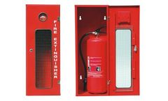 TenNeed - Model TN04-A-01 - Fire Extinguisher Cabinet
