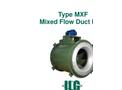 American Coolair - Model MXF - Belt Drive Mixed Flow Duct Fan Brochure
