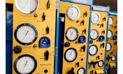Jeostok - Pressuremeter Control Unit