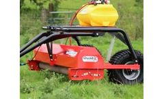 Quad-X - Model Weed Wipeout 2 - Automatic Weed Wiper