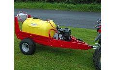 Quad-X - Model 230L - Towed Sprayer