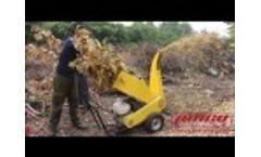 JONCO Chipper - Model CP40 Video