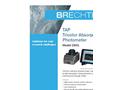 Brechtel - Model 2901 - Tricolor Absorption Photometer (TAP) Brochure