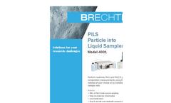 Brechtel - Model 4001 - Particle into Liquid Sampler (PILS) Brochure