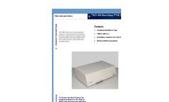 Sciencetech - Model TEO-200 - 1cm-1 Resolution Benchtop FTIR Spectrometer Brochure