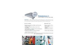 Posidonia - Model II - Ultra-Short Baseline Acoustic Positioning System (USBL) Brochure