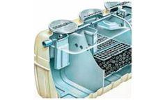 Johkasou - Wastewater Treatment System