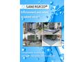 Sanergrid - Model ERT-Modulo - Modular Extinguishing Retention Tanks Brochure