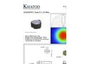 Khatod - Model KESQ1169WIUV - Single Lenses with Self-Adhesive Tape Brochure