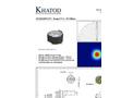 Khatod - Model KESQ1169NAUV - Single Lenses with Self-Adhesive Tape Brochure