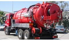 Vacuum and Combined Sewage Cleaning Trucks