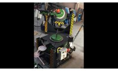 E-WASTE ROTARY FURNACE AND CASTING SYSTEMS