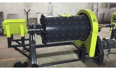 Catalytic Converter Recycling Plant (Ball Mill-Vacuum Transfer Unit-Double Cone Mixer)