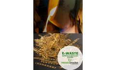 E-Waste Recycling Chemical Operation