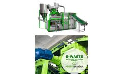 E-Waste Recycling Physical Operation