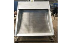 Top-Machinery - Model TPBS - Sieve Bend Screen Filter