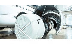 Industrial parts cleaning solution for aerospace industry