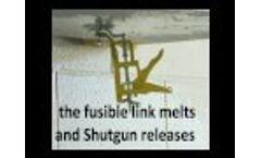 Shutgun Fire Sprinkler Shutoff Tool - Limits Water Damage Video