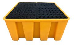 FRONT Safety - Model FSPE03IBC - PE IBC Spill pallet - New model