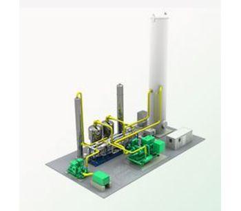 SIAD - Model 2.0 - Oxygen Nitrogen ASU Liquid Phase Unit