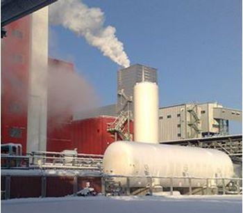 SIAD - Model DRA - Oxygen Nitrogen Argon ASU Gaseous Phase Unit
