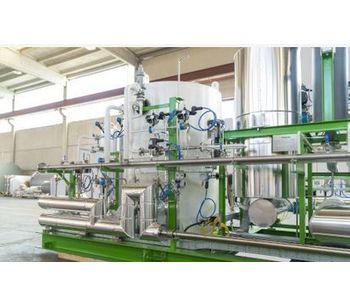 SIAD - Micro and Mini Biomethane or Natural Gas Liquefaction Plant