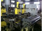 Model PP/PE/PS/ABS - Single Layer or Multi-layer Sheet Extrusion Line