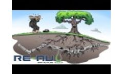Pipe Renewal Technology to Fix Pipes in Place without Digging or Destruction Video