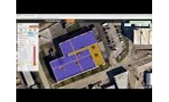 5 Minute Commercial Solar Design in HelioScope Video