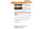 Steklonit - Model PSH-T - Stitch-Bonded Glass Fiber Nonwoven Fabric Brochure