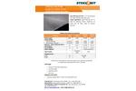 Steklonit - Model SSF - Glass Filtering Scrims Brochure