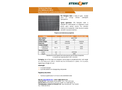Steklonit - Model SPA - Fiberglass Meshes for Reinforecement of Construction Materials Brochure