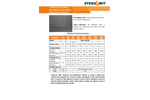 Steklonit - Model SPA - Fiberglass Meshes for Abrasive Disks Brochure
