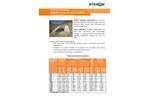 Stekon - Fiberglass Pipe Culverts Brochure