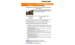 Steklonit - Composite Articles for Vehicles and Rail & Subway Cars Brochure