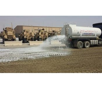 Soil Stabilization for Military - Defense
