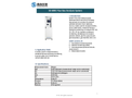 Senshang - Model SS-600C - Flue Gas Analysis System Brochure