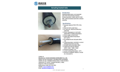 Senshang - Sampling Heated Tube Brochure