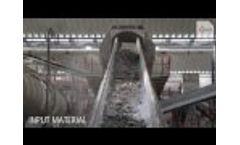 Sieve Drum - Masias Recycling - Video
