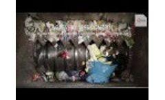 Open Crash Masias Recycling -  Video