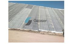 Geoser - Model GCL - Geosynthetic Clay Covers