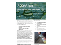 AQQA-Bag - Portable Water Filter - Brochure