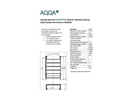 Technical Data Sheet AQQA160