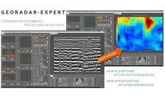 GEORADAR-EXPERT - Version 2.0 - Automated Processing of GPR Data