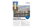 Arktis - Model FRPM-B - Vehicle Radiation Portal Monitor - Brochure