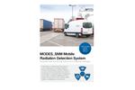 Arktis - Model MODES_SNM - Mobile Radiation Monitoring System - Brochure