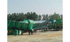 Kingtiger - Model BFX - Waste Sorting Plant