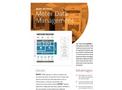 Zonos - Meter Data Management Software (MDM) Brochure
