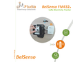 BelSenso - Model FM432e - IoT LoRaWAN - Electricity Sensor Meters - Datasheet